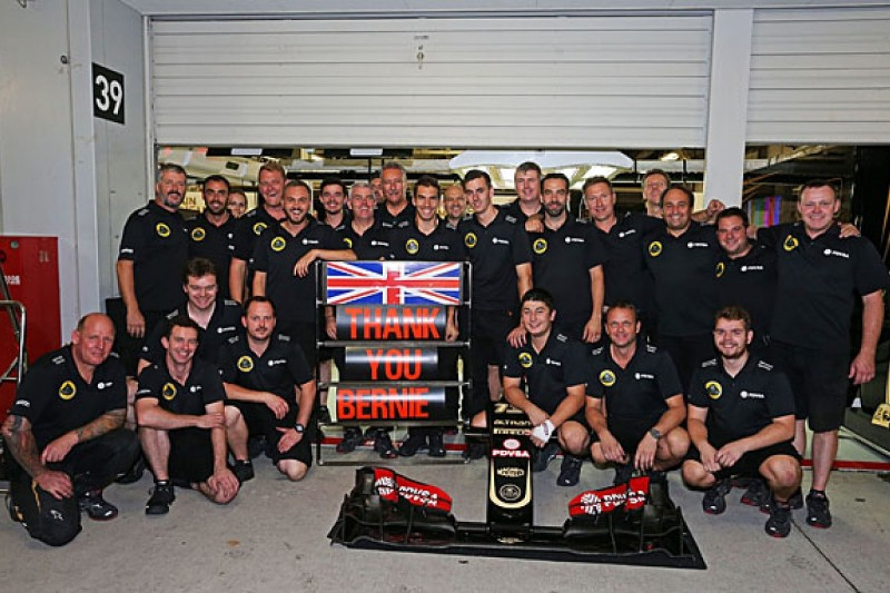 Lotus F1 team 'in limbo' waiting for final HMRC High Court hearing