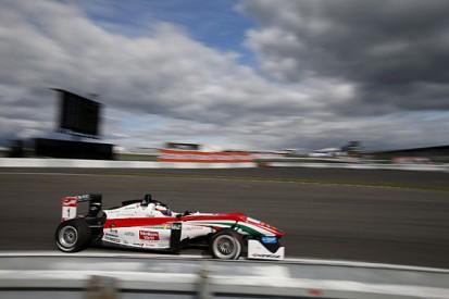 European F3 Nurburgring: Qualifying hat-trick for Rosenqvist