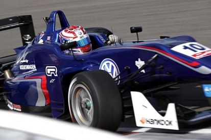 European F3 Nurburgring: George Russell gets engine-change penalties