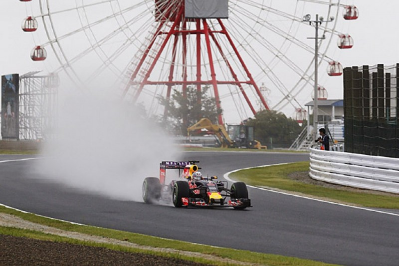 F1 drivers not convinced by drainage changes at Suzuka after 2014