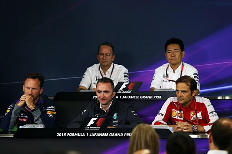 Japanese Grand Prix Friday FIA press conference transcript