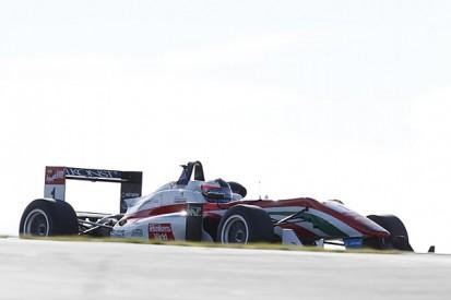 Nurburgring European F3: Rosenqvist leads Stroll in practice