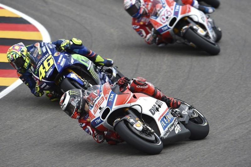 Ducati MotoGP rider Lorenzo was braced for 'much worse' German GP