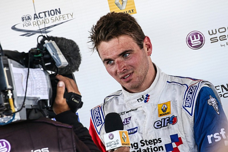 Oliver Rowland wants to seal Formula Renault 3.5 title with wins