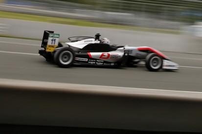 Honda protege Makino to miss European F3 rounds after wrist break