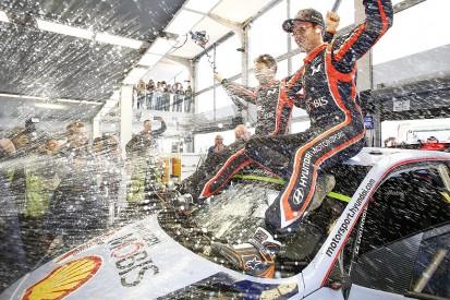 WRC Rally Poland: Neuville claims hard-fought third win of season