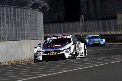 Norisring DTM: BMW's Blomqvist edges Wickens for race two pole