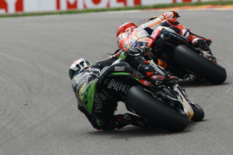 Folger thought he could deny Marquez Germany win before tyres faded