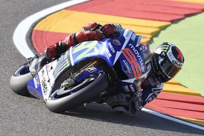 Aragon MotoGP: Jorge Lorenzo leads first practice for Yamaha