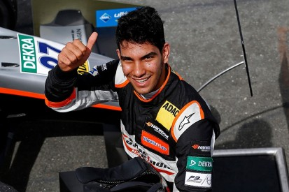 Norisring European F3: Daruvala holds off Gunther for first victory