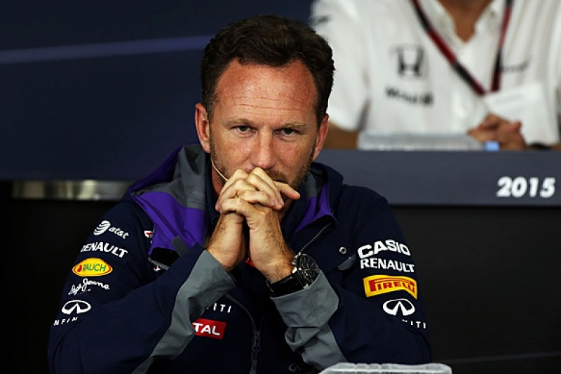 Horner must convince Red Bull chief Mateschitz to stay in F1