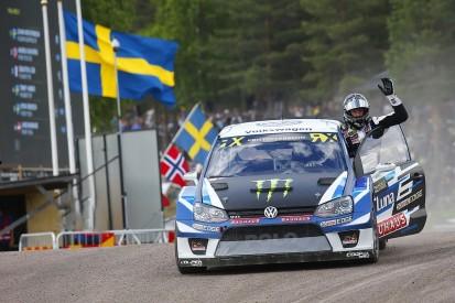 Holjes World Rallycross: Kristoffersson takes third win of season