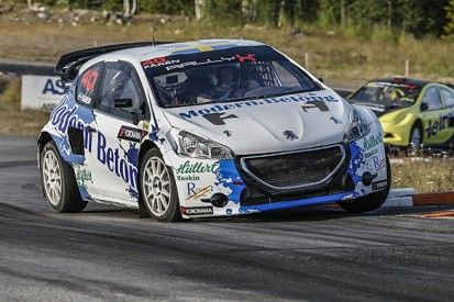 Tamas Pal Kiss steps up to international rallycross in Italy