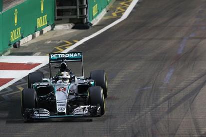 Lewis Hamilton: Mercedes F1 team's Singapore GP slump no fluke