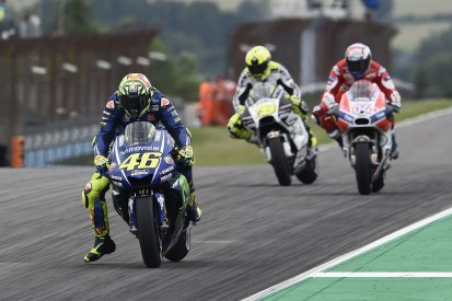 Valentino Rossi: Fifth a relief on tough Sachsenring MotoGP weekend
