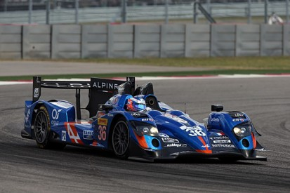 Signatech Alpine plans switch to new LMP2 coupe for 2016 WEC