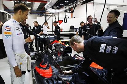 McLaren to test gearbox fix in Japanese GP F1 practice