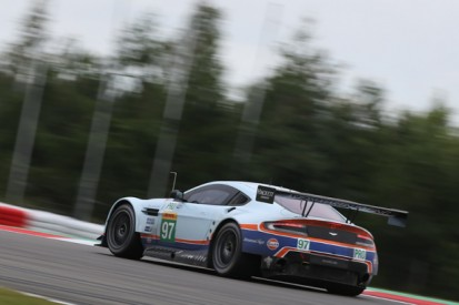 Stefan Mucke to return to Aston Martin's WEC line-up in Japan