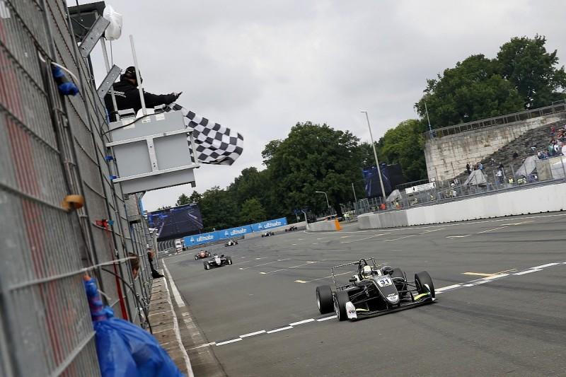 Norisring European F3: Norris grabs stunning win with late overtake