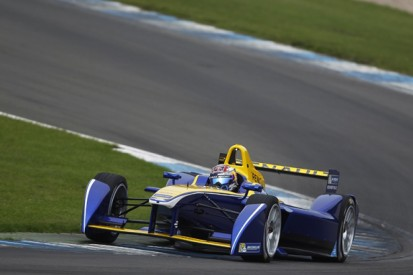 Fewer mistakes vital in Formula E title bid, says Sebastien Buemi
