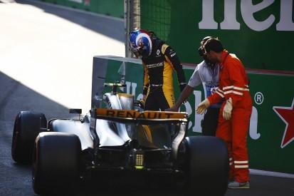 Jolyon Palmer: It can't get any worse than Azerbaijan Grand Prix