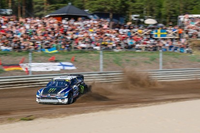 Holjes World Rallycross: Kristoffersson and Solberg top qualifying