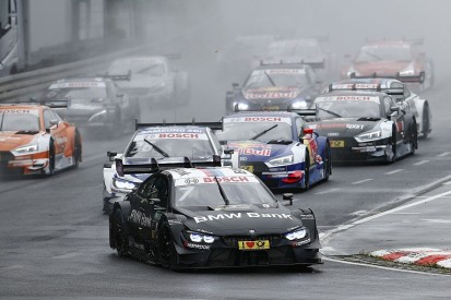 Norisring DTM: BMW's Spengler claims first victory in four years