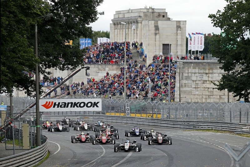 Norris didn't cause Norisring European F3 crash on purpose - Hughes