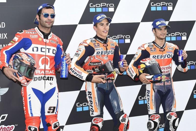 Sachsenring MotoGP: Marquez extends German Grand Prix pole streak