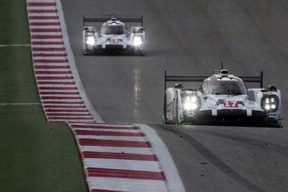 Team orders not on Porsche's radar in WEC LMP1 drivers' title fight