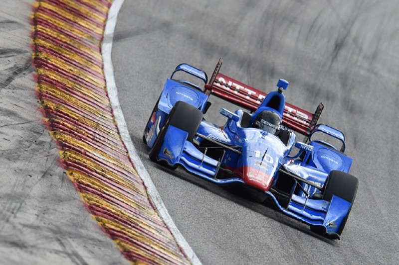 IndyCar drivers relish Road America return in off-season test