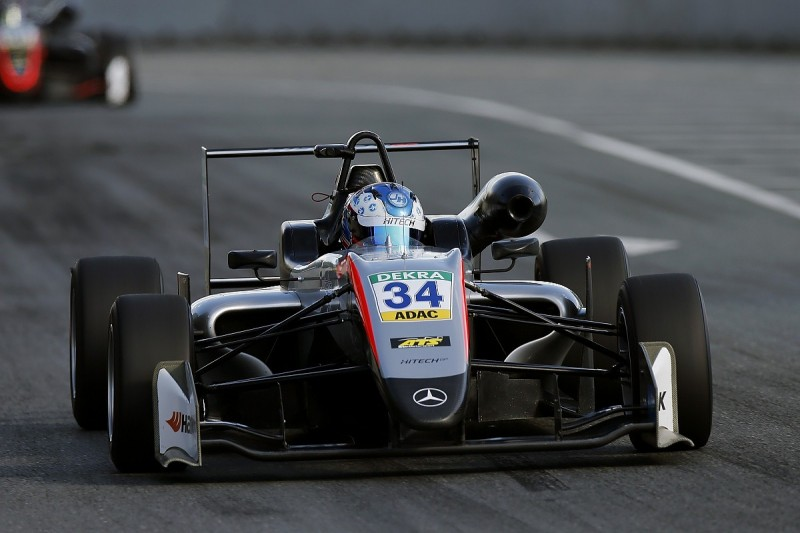 Norisring European F3: Hughes gets first pole ahead of Norris