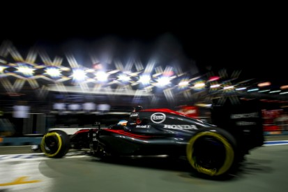 McLaren-Honda still essentially in F1 'winter testing', says Alonso