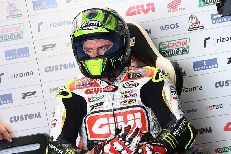 MotoGP rider Cal Crutchlow slams Sachsenring's 'lottery' corner