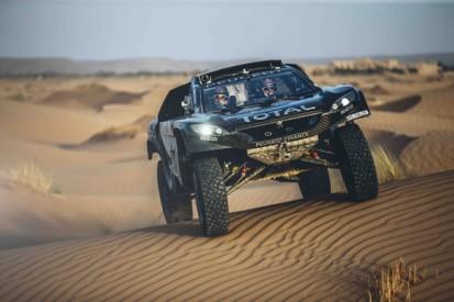 Peugeot launches upgraded 2008 DKR16 for 2016 Dakar Rally
