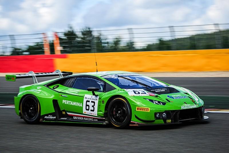 Konrad Motorsport picks Lamborghini Huracan GT3 for 2016 return