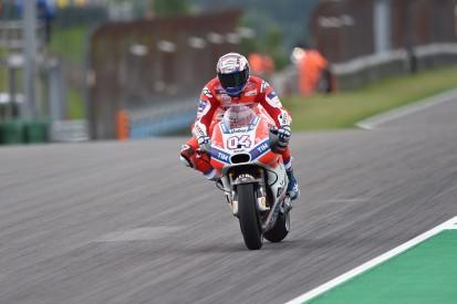 MotoGP leader Dovizioso heads Vinales in tight Sachsenring FP1