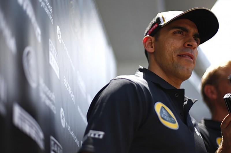 Lotus F1 team confirms Pastor Maldonado for 2016 season