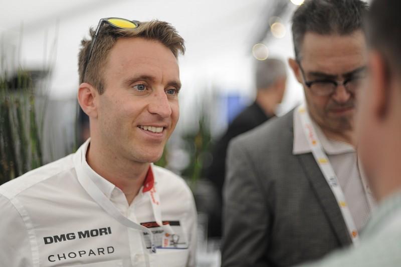 Timo Bernhard's Porsche-backed team enters Spa 24 Hours