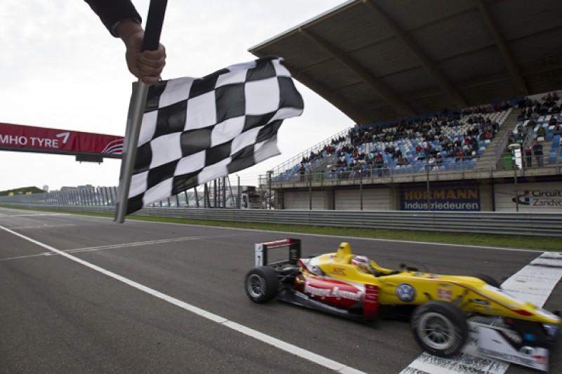 Zandvoort F3 Masters win boosts European title bid, says Giovinazzi