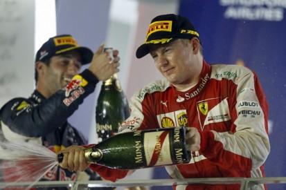 """F1 podium in Singapore GP gave Ferrari's Raikkonen """"mixed feelings"""""""