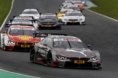 DTM performance weight rules to change for 2016