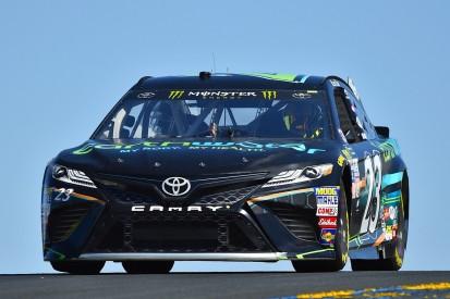 Alon Day hopes NASCAR debut will help develop motorsport in Israel