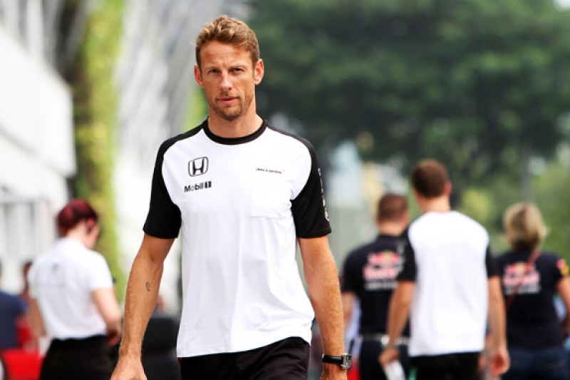 McLaren-Honda's F1 form is starting to hurt, says Jenson Button