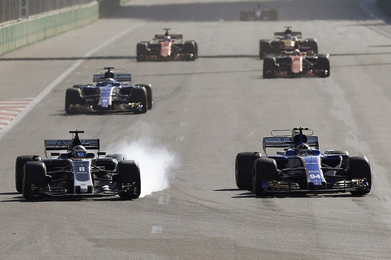 Romain Grosjean puts pressure on himself over F1 braking problems
