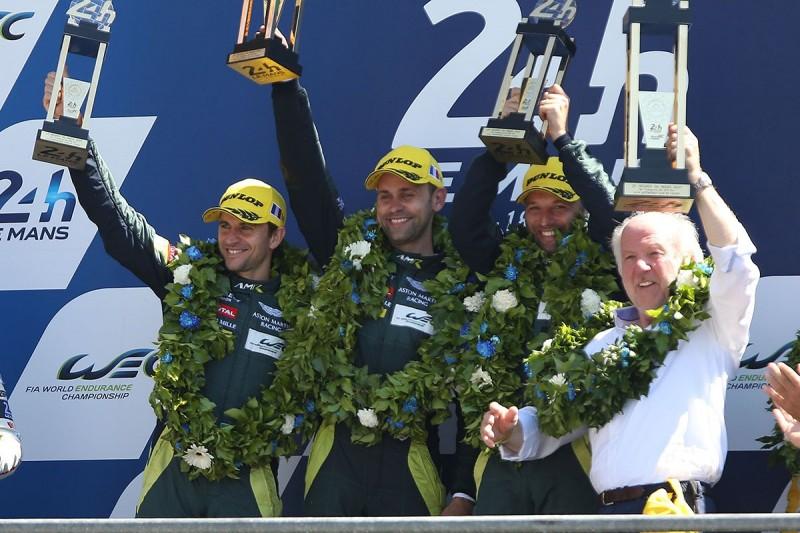 Le Mans GTE Pro winner Daniel Serra gets more WEC races with Aston Martin