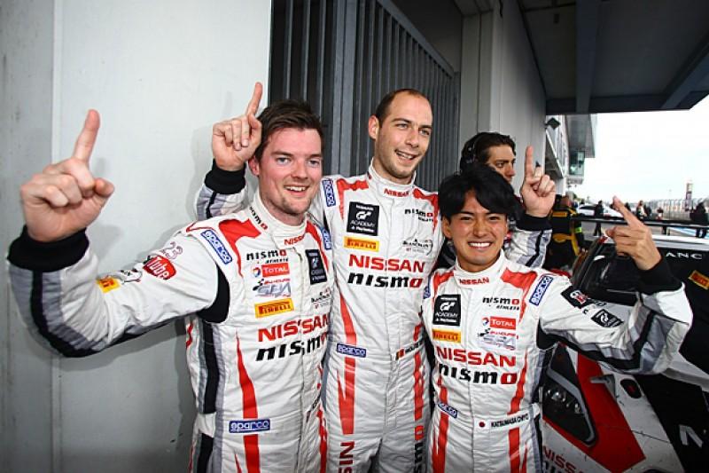 Nurburgring Blancpain Endurance: McLaren wins, Nissan takes title