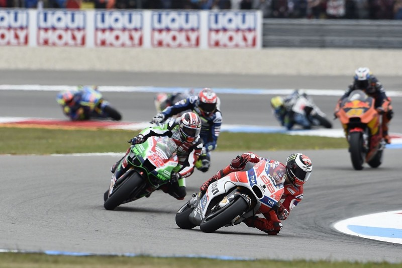 'Not great' Jorge Lorenzo knows he must 'escape' Ducati situation