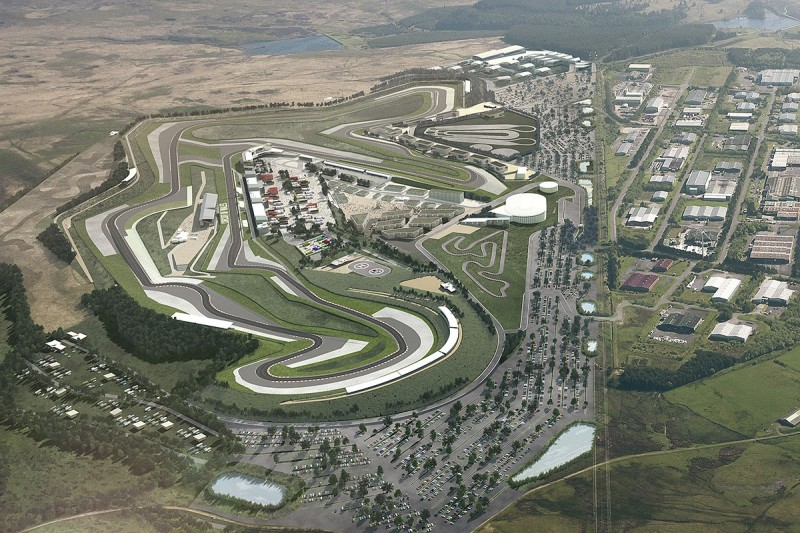 Circuit of Wales claims Welsh Government misunderstood risks