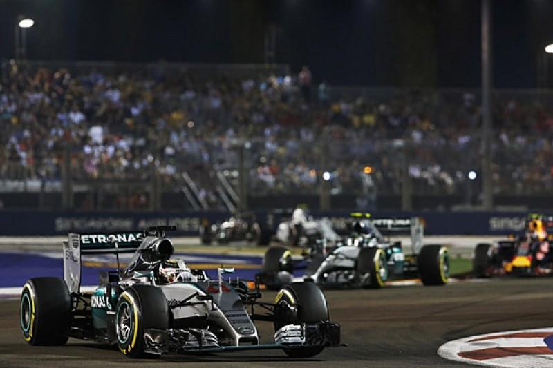 'Freak' failure caused Lewis Hamilton to retire from Singapore GP